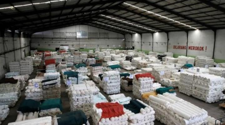 Indonesia to tighten textile import rules.