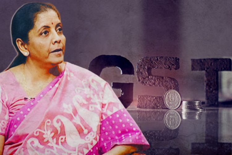 GST might have flaws but cannot damn it now:  Finance Minister Nirmala Sitharaman.