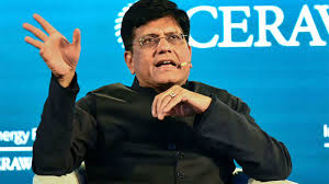 Goyal blames structural adjustment for slowdown, says nothing to worry.