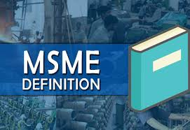 New definition of MSMEs will be linked to turnover.