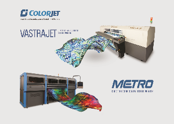 ColorJet Eyeing To Expand Its Footprint in Chinese Textile Market