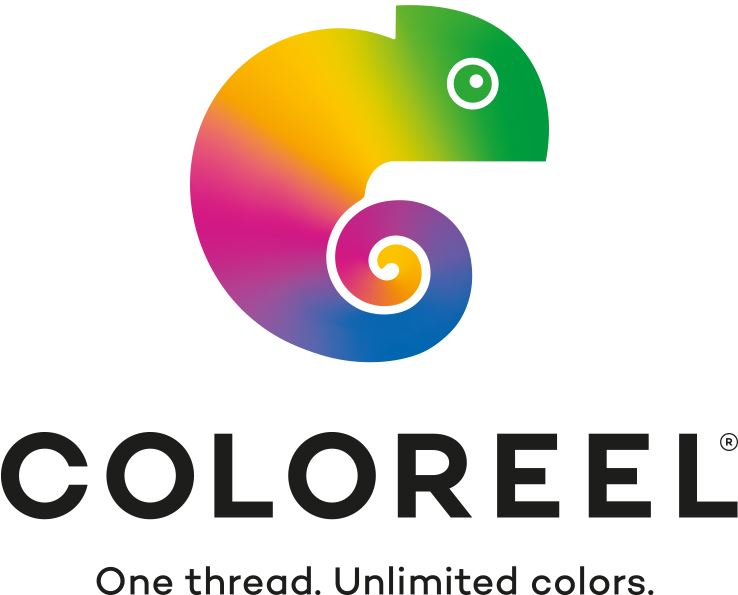 Coloreel introduces the revolutionary thread coloring unit in the USA