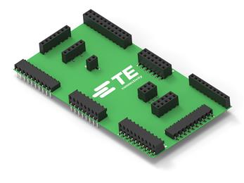 TE Connectivity introduces AMPMODU connectors with 2 mm centerlines for board signal transfers