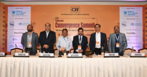 """CII 8th Big Picture Summit 2019  """"Create, Connect, Converge for Transformational Growth""""  14 -15 November 2019, New Delhi"""