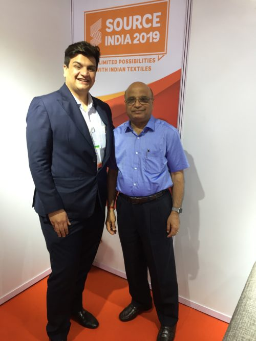 Source India 2019 got great interest from Latin American buyers