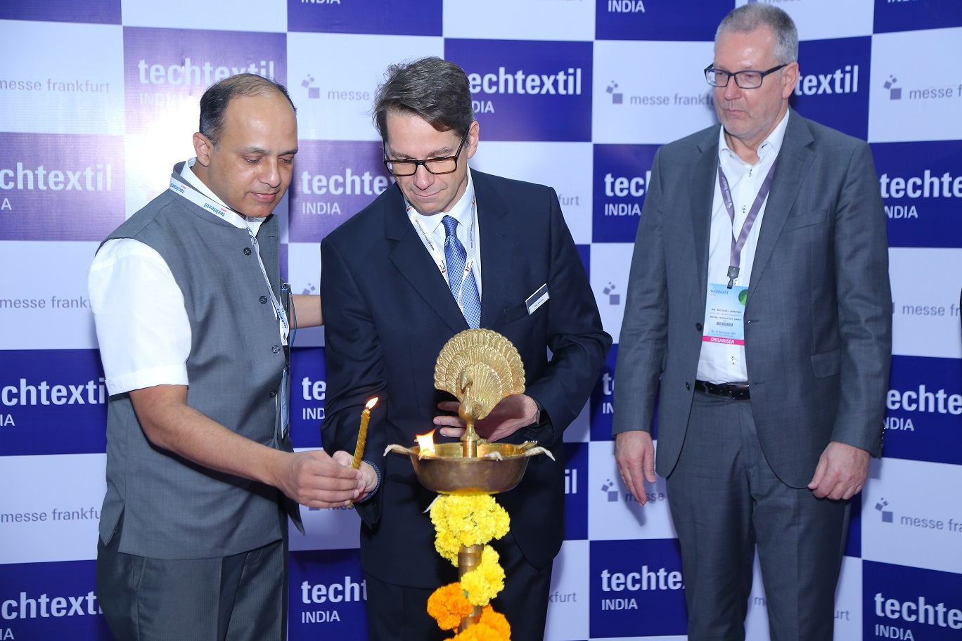 India's biggest ever technical textiles fair Techtextil India opens today with 23% surge in exhibitors reflecting the progressive sector