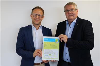 Clariant's Licocare® RBW Vita bio-based additives for plastics receives award for sustainability excellence