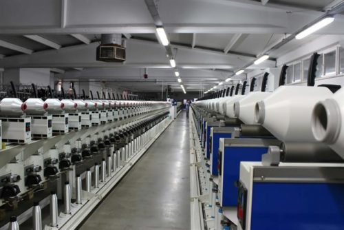 Progress in growth of textile parks slow: Minister.