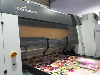 Zimmer Colaris DX3 – leading the way in pigment printing