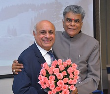 Padma  Shri Dr A Sakthivel takes over as the new Chairman of AEPC, India on 6th January, 2020.