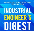 OCS has Launched an eBook 'Industrial Engineer's Digest' for Apparel Industrial Engineers