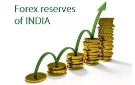 India's forex reserves touch life-time high of $462.16 billion: RBI.