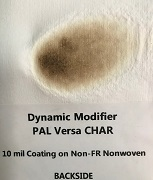 Dynamic Modifiers achieves highest flame retardancy with new coating