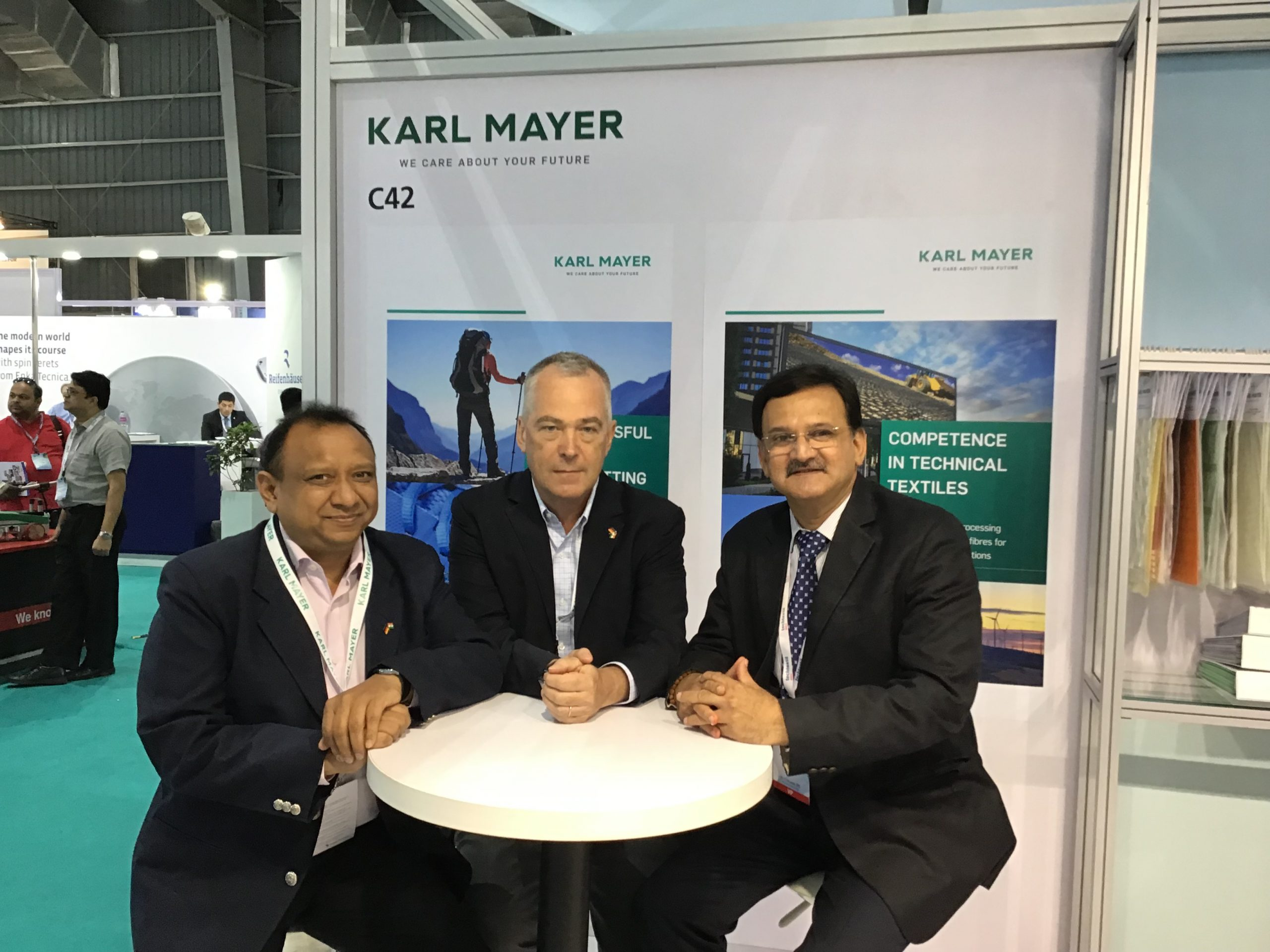 KARL MAYER technology with Industrie 4.0/IOT – Design Studio will change dynamics of market for both A and B segments