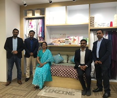 Lenzing Group opens its first supply chain solutions hub in India
