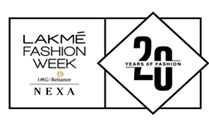 Ritu Kumar collaborates with LENZING™ ECOVERO™ to showcase their aw20 collection 'nature's origami' at Lakme fashion week 2020