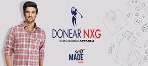DONEAR NXG SHOWCASES PRODUCTS AT THE 70th EDITION OF NATIONAL GARMENT FAIR