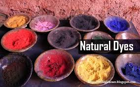 INDIAN DESIGNERS TO USE NATURE-BASED DYES WITH SUSTAINABLE FASHION
