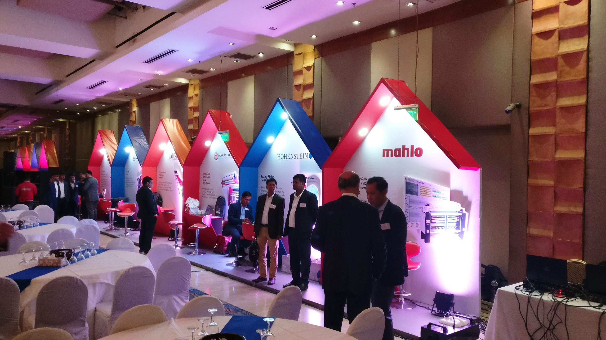 Mahlo at Open House in Bangladesh First-hand information for the textile industry
