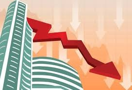 Sensex crashes over 1,600 points in biggest fall since demonetization.
