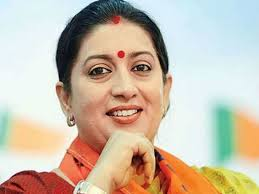 New textile policy for overall development of the sector in works:  Smriti Irani.