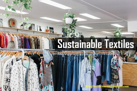 SUSTAINABILITY FOR FASHION INDUSTRY