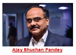Ajay Bhushan Pandey to be Finance Secy.