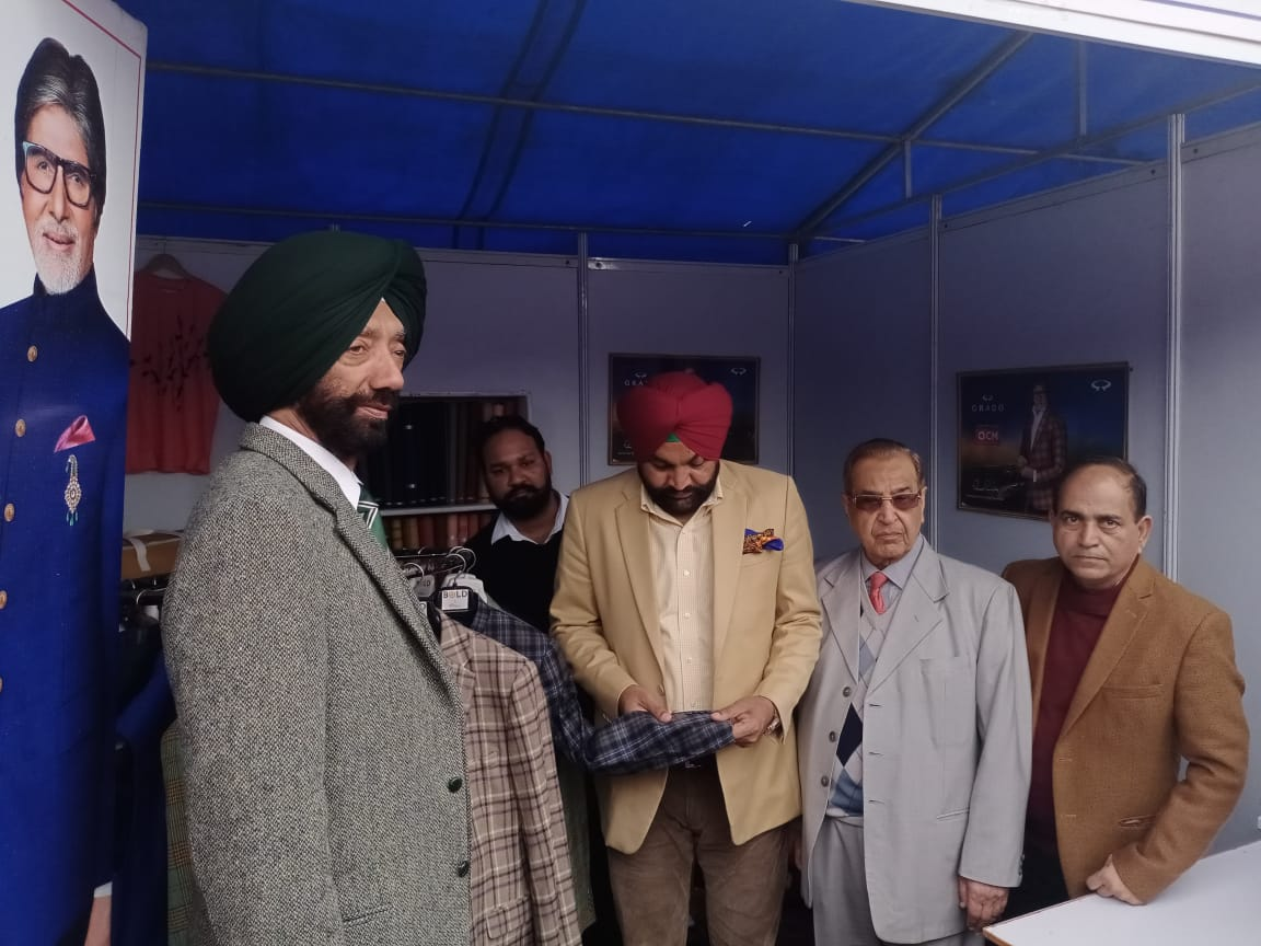 MAKE IN AMRITSAR EXPO WITH PARTICIPATION FROM GRADO BY OCM