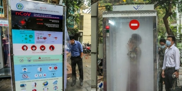 Covid 19 in India: WRA designs indigenous cost effective sanitising cum disinfection chamber