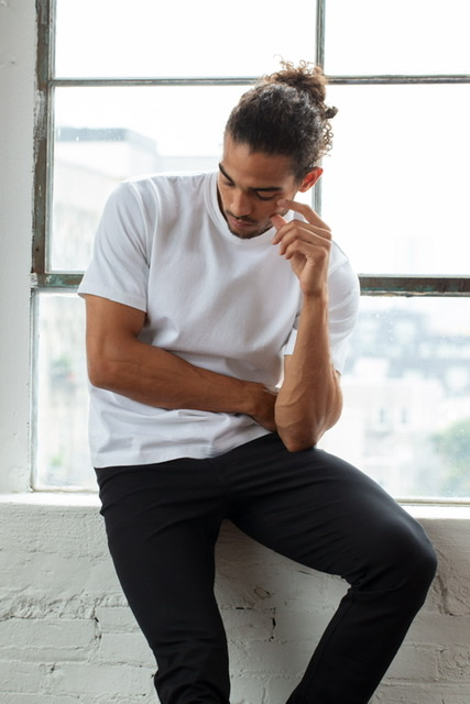 """OUTLIER PRESENTS THE """"FU/COTTON T-SHIRT"""""""