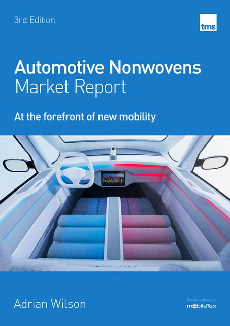 Automotive Nonwovens: At the forefront of new mobility