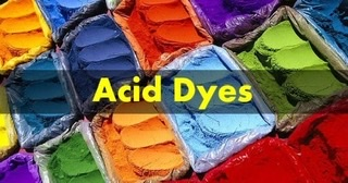 Applicative innovations in ACID DYES