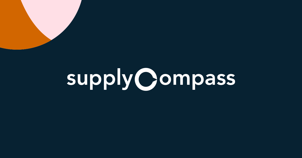 SUPPLYCOMPASS LAUNCHES FULL-SERVICE PLATFORM – DRIVING SUSTAINABILITY