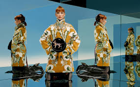 Christian Lacroix x Desigual: regular day to day existence sprouts with splendid blossoms
