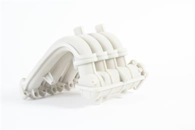 DOMO Chemicals and ZARE boost Sinterline® 3D-printed parts manufacturing