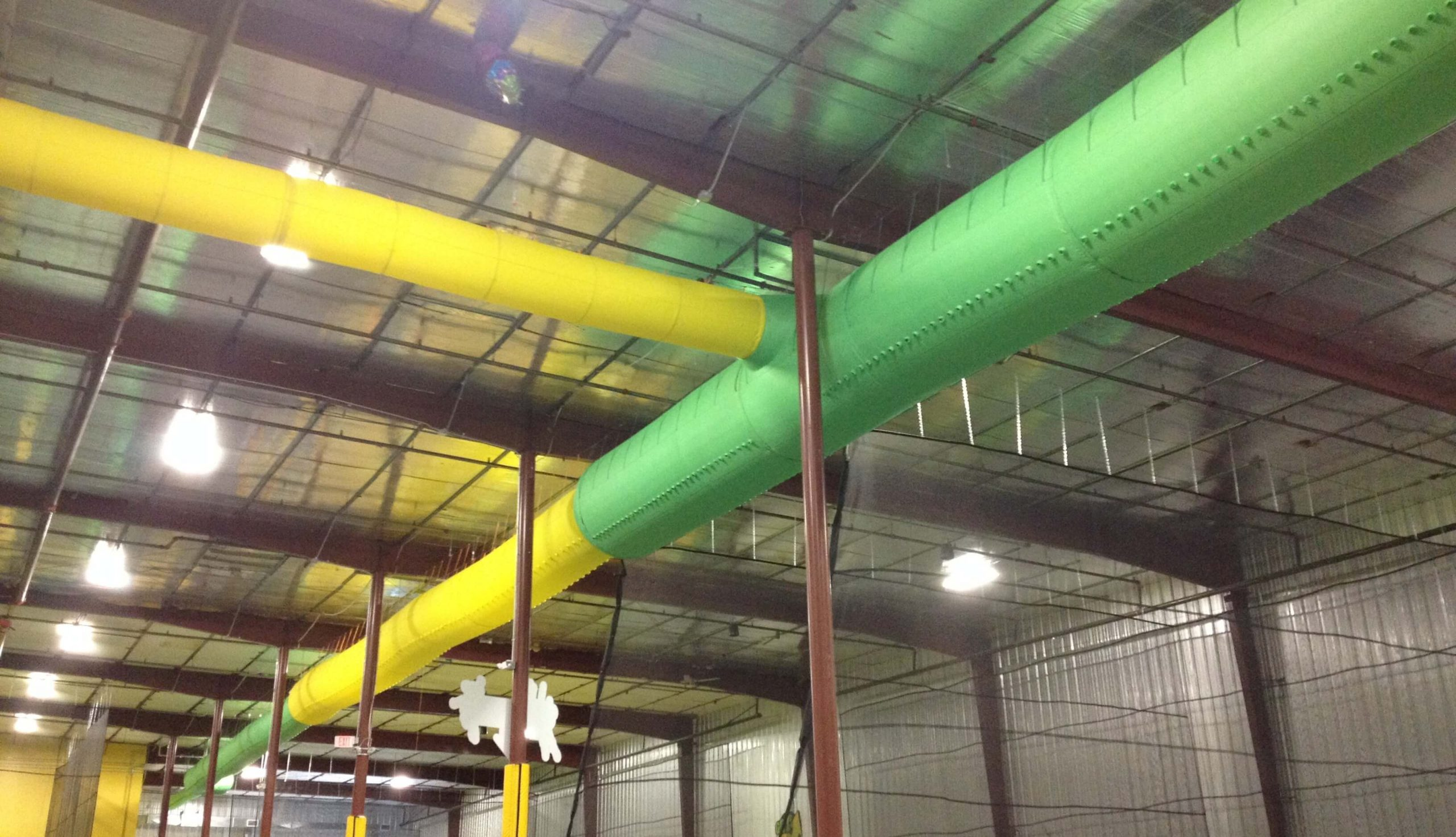 Fabric Ducting – Textile Ventilation Solutions For industry