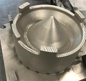 US Air Force and GE's collaboration on metal additive reaches first technology milestone with 3D printed sump cover for F110 engine