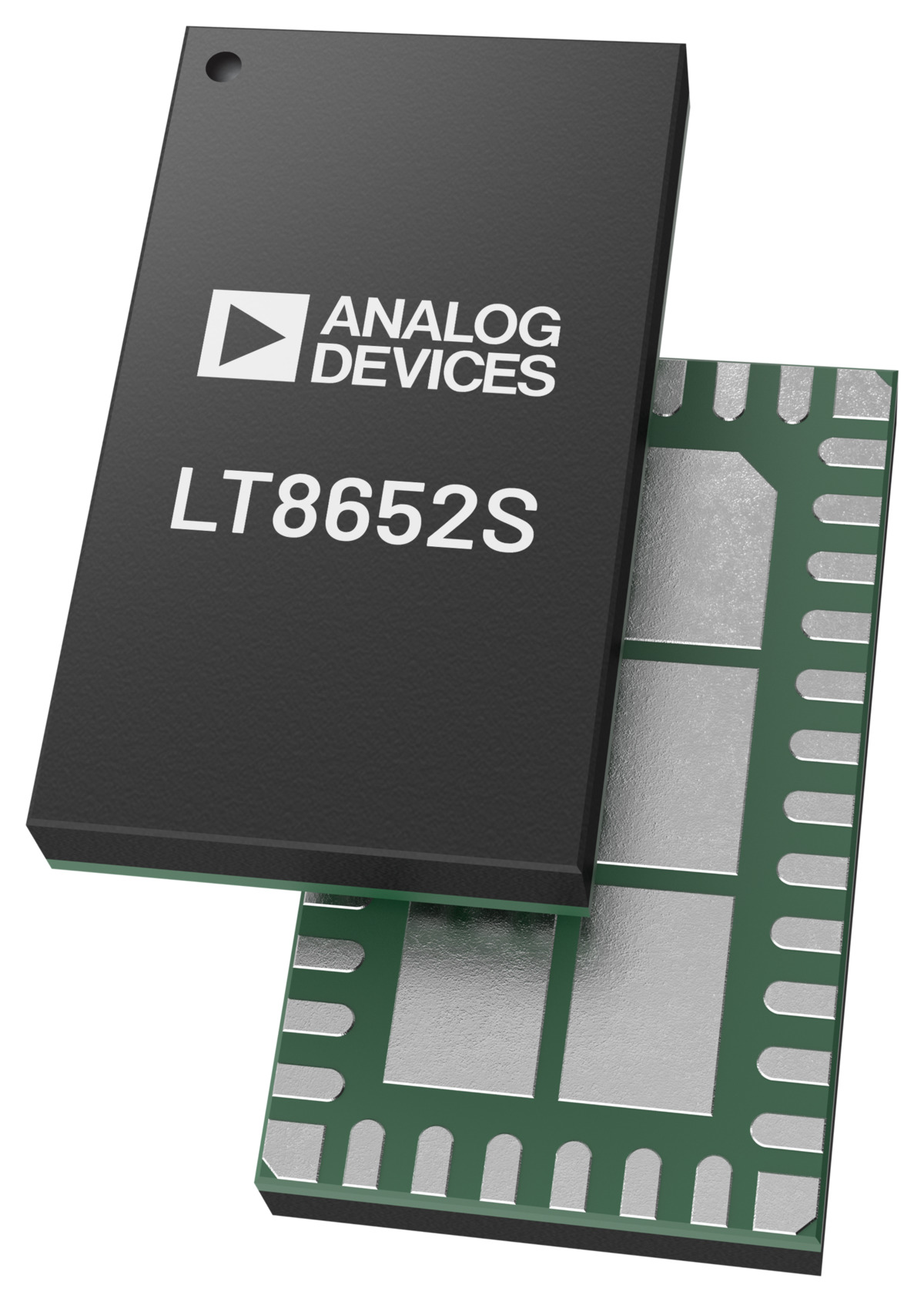 Analog Devices' Dual Silent Switcher Series Delivers Low EMI Operation and Features Stackable-Friendly Output Current Configurations