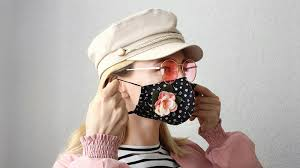 ARE FACE MASKS ARE NEW FASHION ACCESSORY.