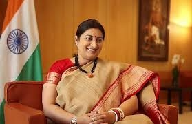 New textile policy for overall development of the sector in works: Smriti Irani