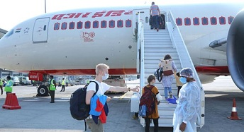 Kerala on the look out of flights from Gulf countries