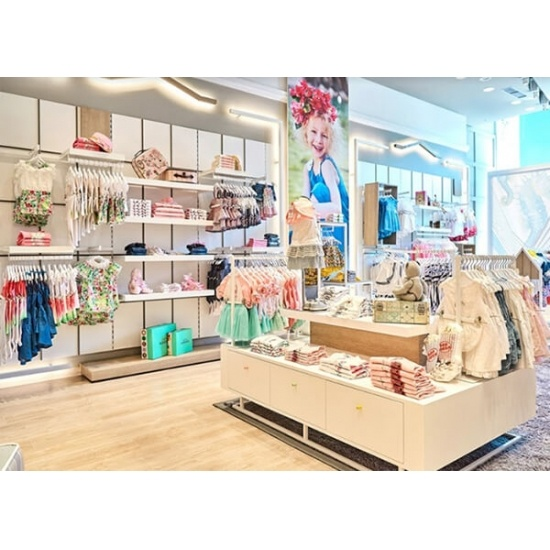 Kids clothing sees a huge jump in sales both online and offline.
