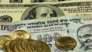 Rupee settles 9 paise lower at 75.72 against US dollar Rupee opened weak at 75.77.