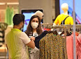 From disinfecting clothes to contactless shopping, apparel shops follow safety measures post lockdown