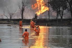 Environmental cost of Assam oil field flame may never be recovered