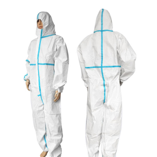 WRA develop reusable breathable PPE coverall for COVID Warriors
