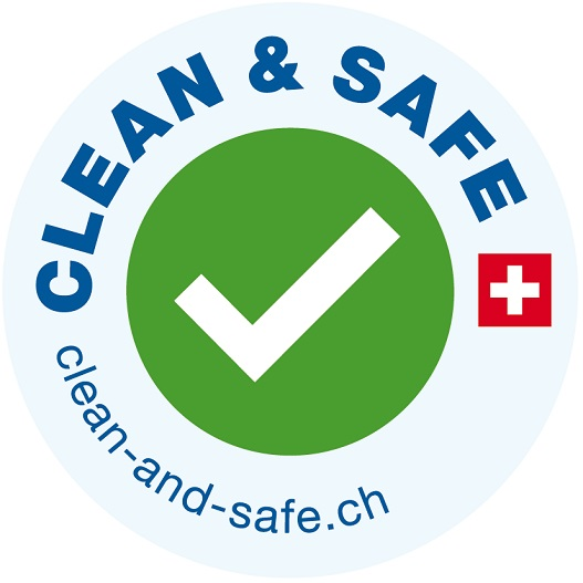 'Clean & Safe' label to boost guests' confidence in Switzerland as a travel destination