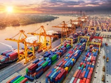 India's exports improving, contraction at 10-12%