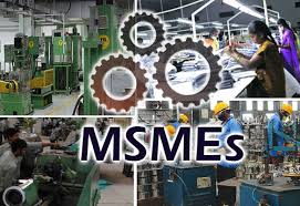 Industry happy with the steps taken by Ministry of MSME.