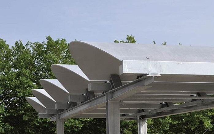 DFG FUNDS CRC FOR CARBON REINFORCED CONCRETE PROPOSAL